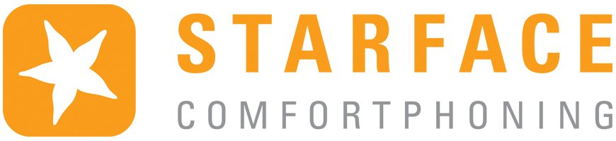 Compatible with Starface Logo