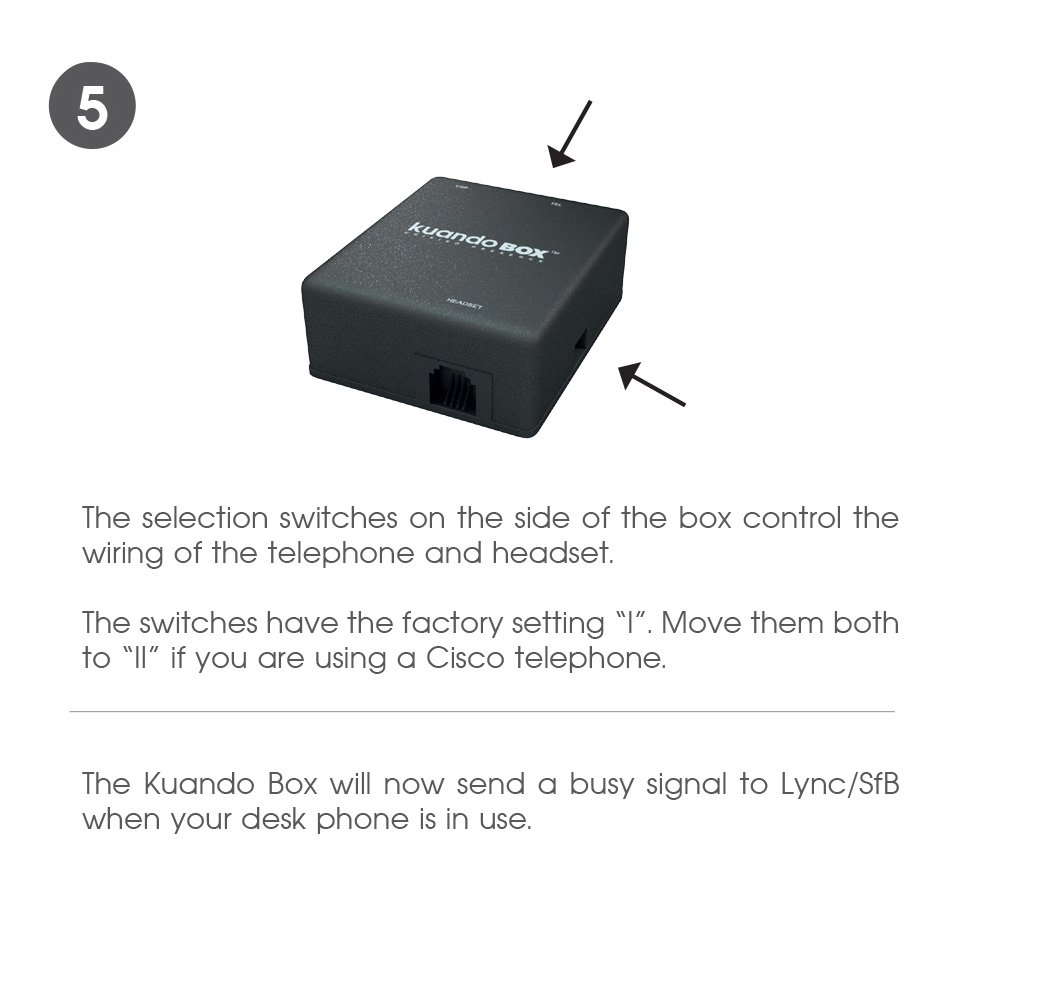 how to montering kuandobox part 5