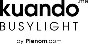 kuando buslight by plenom logo