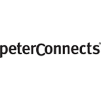 PeterConnects logo 3rd party