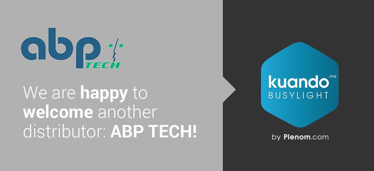 ABP Tech Distributor kuando Busylight