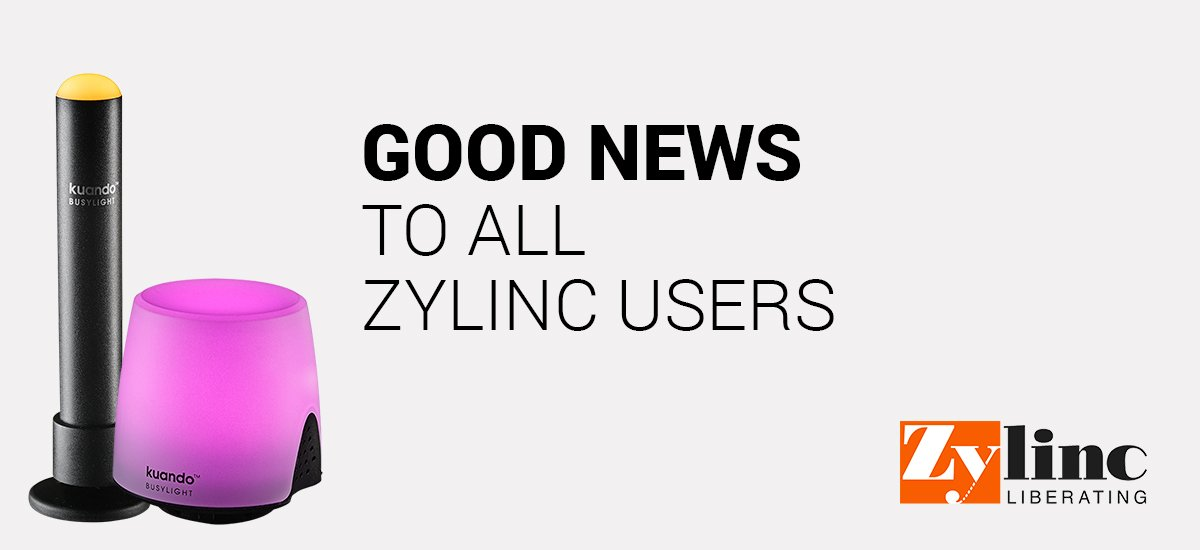 3rd party software Zylinc News