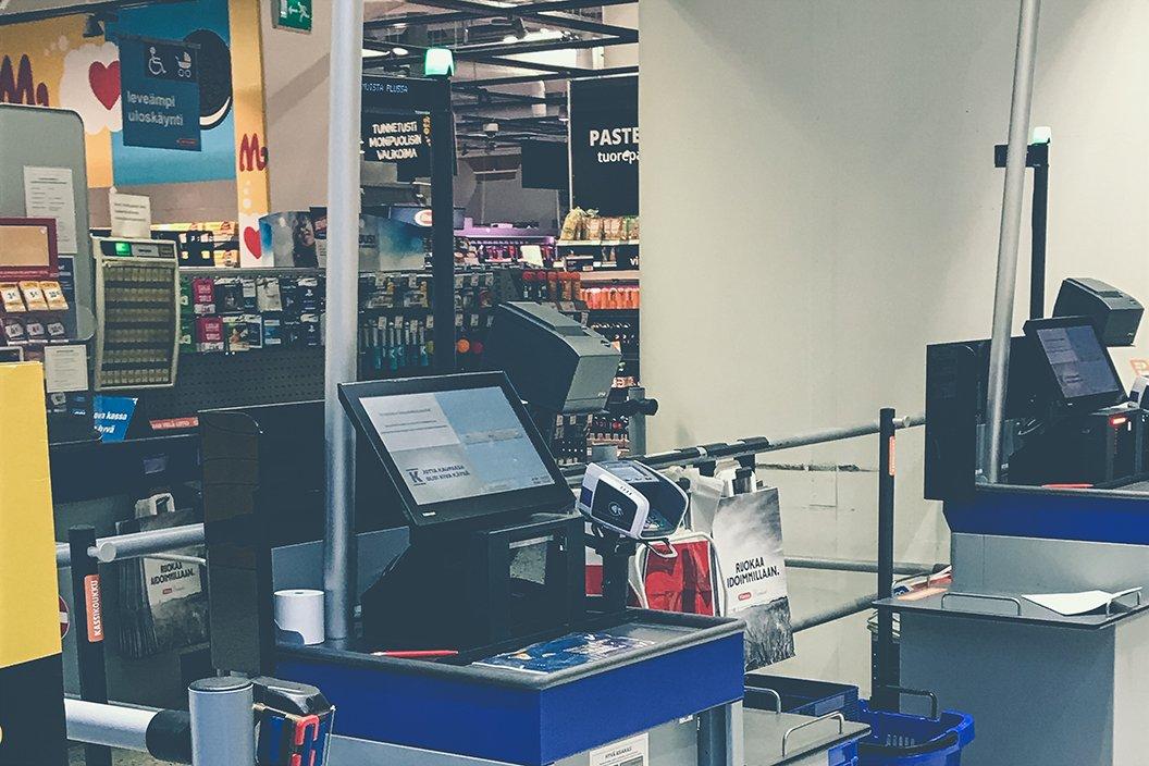 IoT Supermarket